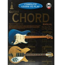 COMPLETE LEARN TO PLAY GUITAR CHORD MANUAL