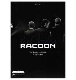 RACOON THE SINGLES COLLECTION SONGBOOK