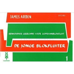 DE JONGE BLOKFLUITER 1