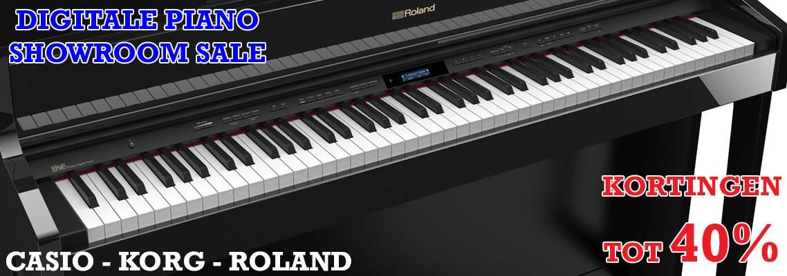 Digitale Piano Showroom Sale