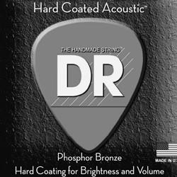 Akoestische gitaarsnaren: D'Addario, DR Strings, Elixir, Ernie Ball, Martin, Rotosound en Thomastik