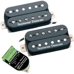 Seymour Duncan AHB10s Blackouts Coil Pack System Black