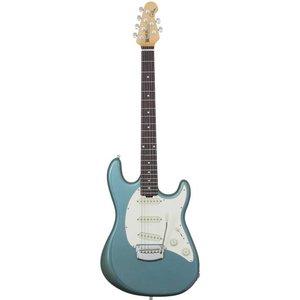 Music Man Cutlass Elektrisch gitaar Vintage Turquoise