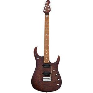 Music Man JP15 John Petrucci Elektrische gitaar Sahara Burst