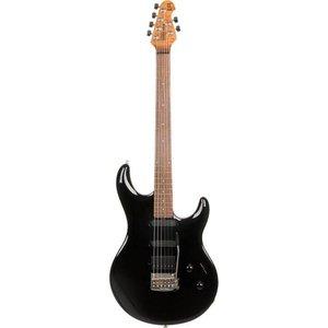 Music Man Luke 3 HSS Elektrische gitaar Black