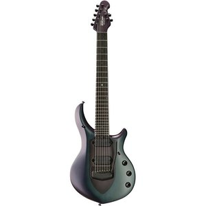 Music Man Majesty 7-String Elektrische gitaar Arctic Dream