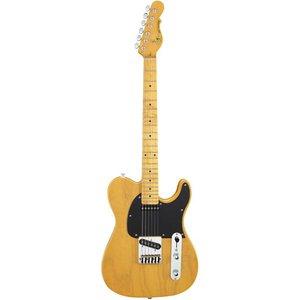 G&L Tribute ASAT Classic Elektrische gitaar Butterscotch Blonde