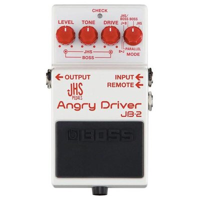 Boss JB-2 Effectpedaal Angry Driver