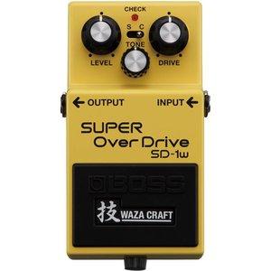 Boss SD-1w Waza Craft Super OverDrive