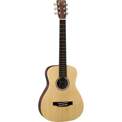 Martin LX1E Akoestische gitaar Little Martin Satin +Bag