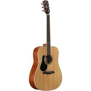 Alvarez AD60L Akoestische gitaar Left
