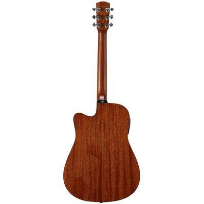 Alvarez AD66CESHB Dreadnoughte Cutaway Akoestisch gitaar Shadowburst