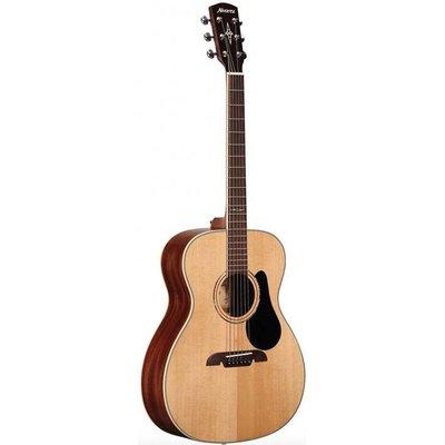 Alvarez AF60 Folk Akoestische gitaar Natural