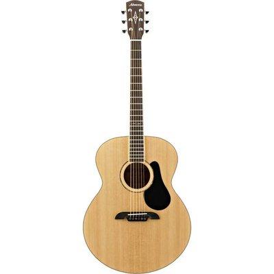 Alvarez AJ80 Akoestische gitaar Jumbo Natural