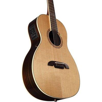 Alvarez AP70E Parlor Akoestische gitaar Natural