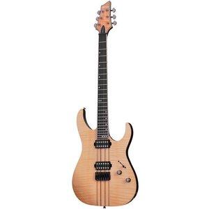 Schecter Banshee Elite-6 Elektrische gitaar Gloss Natural