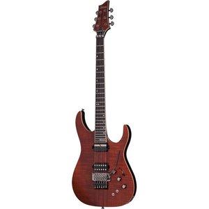 Schecter Banshee Elite-6 FR S Elektrische gitaar Cat's Eye Pearl