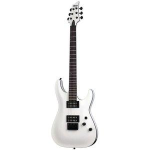 Schecter Stealth C-1 Elektrische gitaar Satin White
