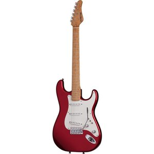 Schecter USA Production Sultan Elektrische Gitaar Candy Red