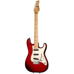 Schecter USA Production Traditional Elektrische gitaar Candy Red