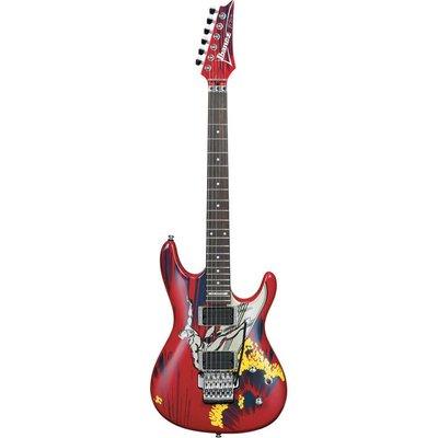 Ibanez JS20S Elektrische gitaar Joe Satriani 20th Anniversary