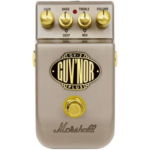 Marshall GV2 Effectpedaal Guv'nor Plus