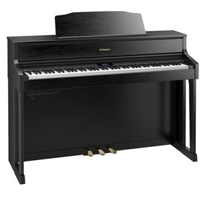 Roland HP605-CB Digital Piano Black