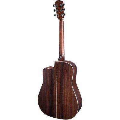 Eastman AC220CE Akoestische gitaar Dreadnought Natural Satin +Gigbag