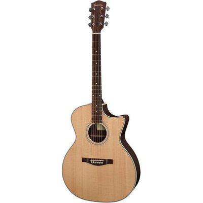 Eastman AC222CE Akoestische gitaar Grand Auditorium Natural Satin +Gigbag