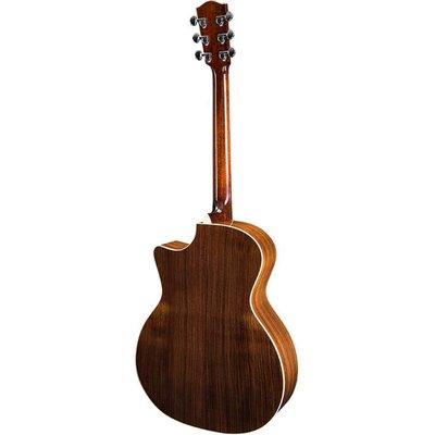 Eastman AC422CE Akoestische gitaar Grand Auditorium Natural +Case
