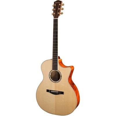 Eastman AC622CE Akoestische gitaar Grand Auditorium Natural +Case
