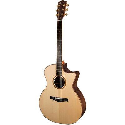 Eastman AC722CE Akoestische gitaar Grand Auditorium Natural +Case
