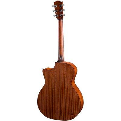 Eastman ACGA-CE-2 Akoestische gitaar Grand Concert Open Pore Natural +Gigbag