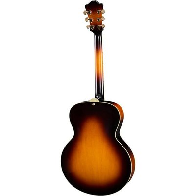 Eastman AR405E Hollowbody gitaar Sunburst +Case