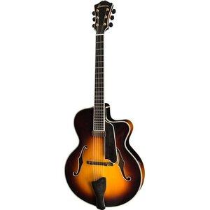 Eastman AR805CE Hollowbody gitaar Sunburst