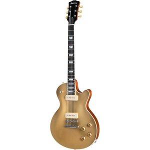 Eastman SB56/n Elektrisch gitaar Gold Top