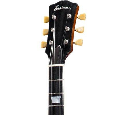 Eastman SB59/v Elektrische gitaar Goldenburst