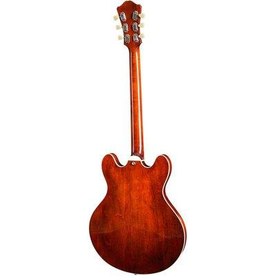 Eastman T386 Hollowbody gitaar Classic +Case