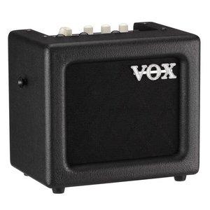 Vox MINI3 G2 Gitaarversterker Black