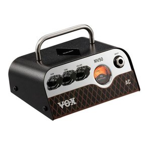 Vox MV50 AC Gitaarversterker Top