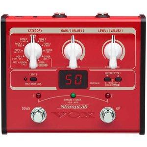 Vox StompLab IB Modeling Bassguitar Effect Processor