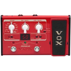Vox StompLab IIB Modeling Bassguitar Effect Processor