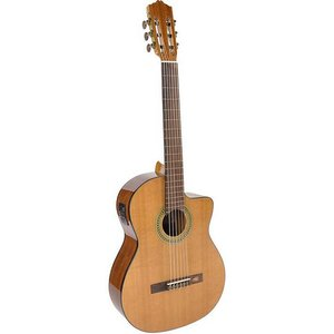 Salvador Cortez CC10CE Klassieke gitaar