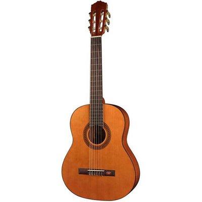 Salvador Cortez CC10JR 3/4-Klassieke gitaar Natural