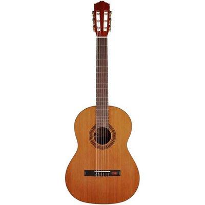 Salvador Cortez CC10SN 7/8-Klassieke gitaar Natural