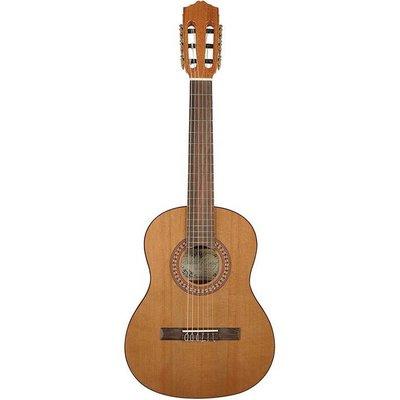 Salvador Cortez CC22BB 1/2-Klassieke gitaar Natural