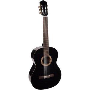 Salvador Cortez CC22BK Klassieke gitaar Black