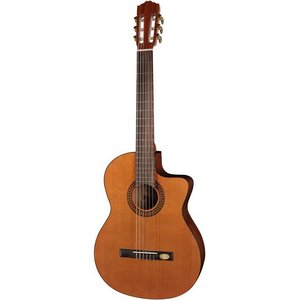 Salvador Cortez CC22CE Klassieke gitaar