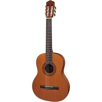 Salvador Cortez CC22JR 3/4-Klassieke gitaar Natural