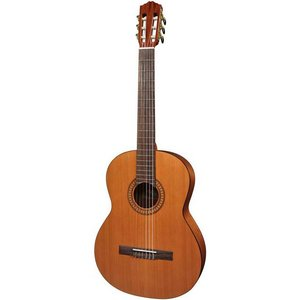 Salvador Cortez CC22L Klassieke gitaar Left